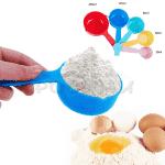 Сет мерителни чашки/готварски мерителни лъжици