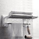 Модерна етажерка за баня за хавлии и дрехи/закачалка за баня