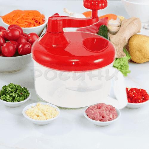 Ръчен чопър за плодове и зеленчуци/ръчен миксер
