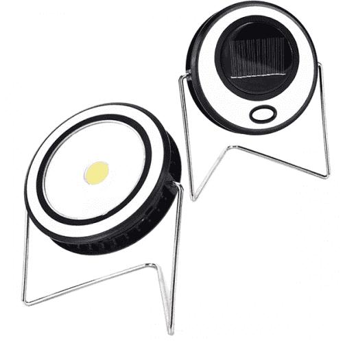 Соларна лампа със стойка