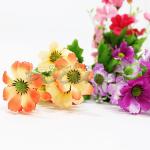Декоративен букет полско цвете/изкуствени цветя за декорация
