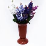 Декоративен букет люляк/изкуствени цветя за декорация