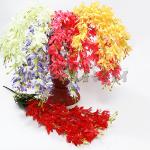 Декоративен букет висящо цвете/изкуствени цветя за декорация