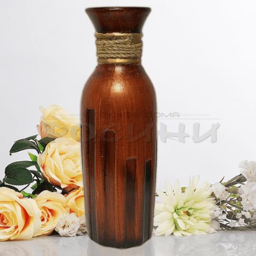 """Керамична ваза 30см. """"Росини"""""""