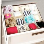 Органайзер за бельо/чорапи с 16 отделения