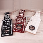 Дървена отварачка за бутилки Little Bottle