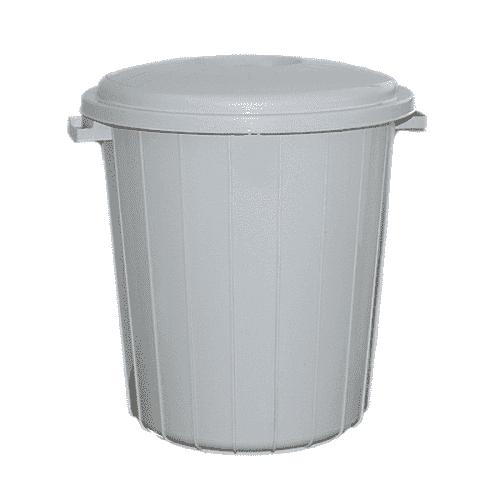 Кофа/кош с капак за боклук 50л.