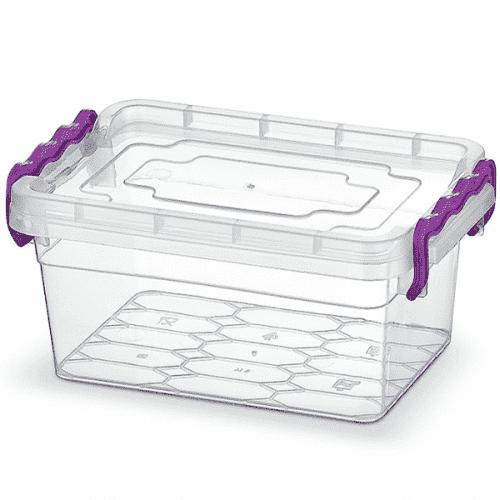 Кутия за съхранение с капак 3,5л