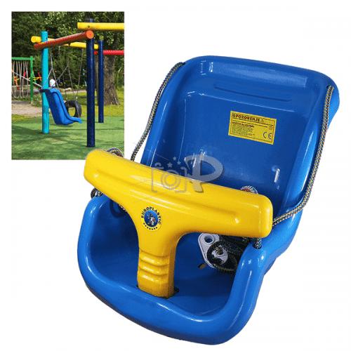 Пластмасова люлка за деца/детска люлка за двор