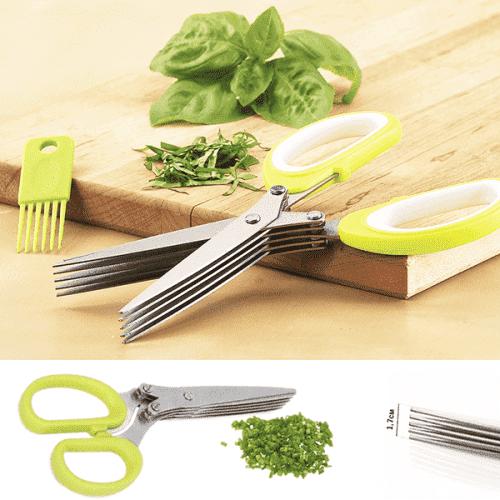 Ножица за подправки,билки,зеленчуци