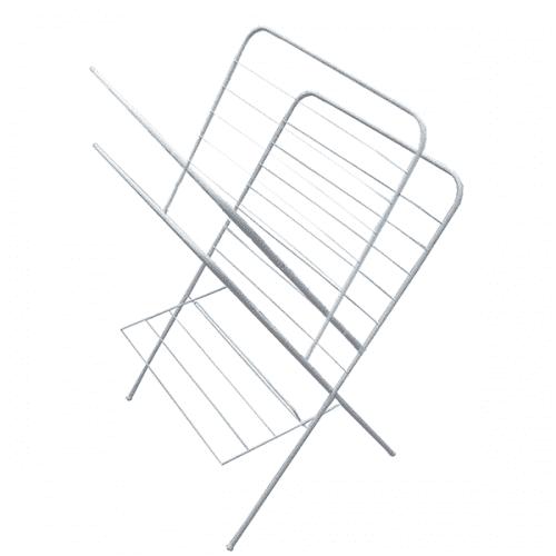 Вертикален сушилник за дрехи на 2 нива