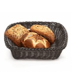 "Плетен панер за хляб ""Brown"""