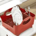 Смарт сушилник за чинии,чаши и прибори Qlux