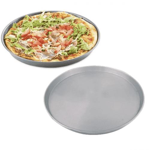 Тава за пица,пърленка Ф30см.
