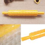 Релефна точилка за тесто и фондан с маргаритки/декорираща точилка