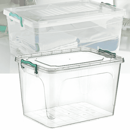 Контейнер за съхранение 23л./кутия-органайзер