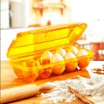 Поставка за яйца за хладилник/кутии за съхранение на яйца