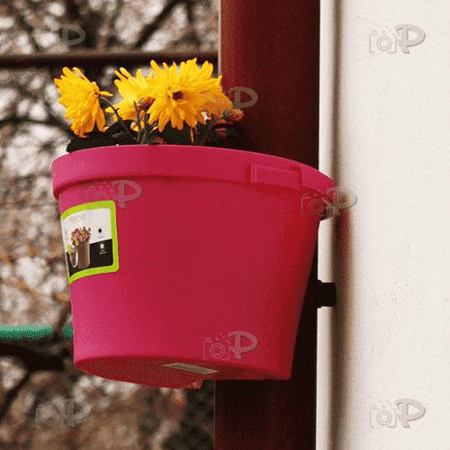Саксия  за  улук,ограда Ф-22/градински саксии