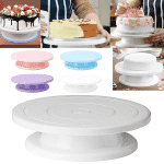 Въртяща се стойка за моделиране на торта/поставка за декориране на торти
