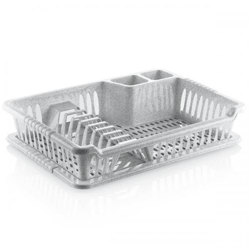 Сушилник за чинии и прибори Hobbylife
