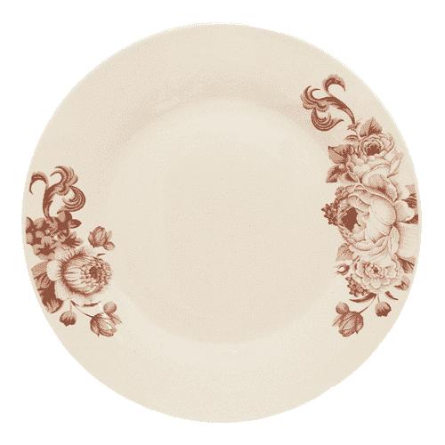 """Романс"" Порционна чиния 22см."