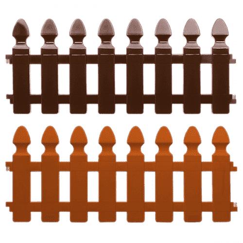 """Декоративна ограда """"Мини"""" 24см."""