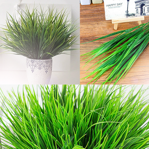 Изкуствена трева за декорации и аранжировки 52см.