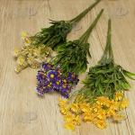 """Изкуствено цвете """"Мини Маргаритки""""/изкуствени букети за декорация"""