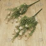 Изкуствено цвете пасифлора/изкуствени букети за аранжировка
