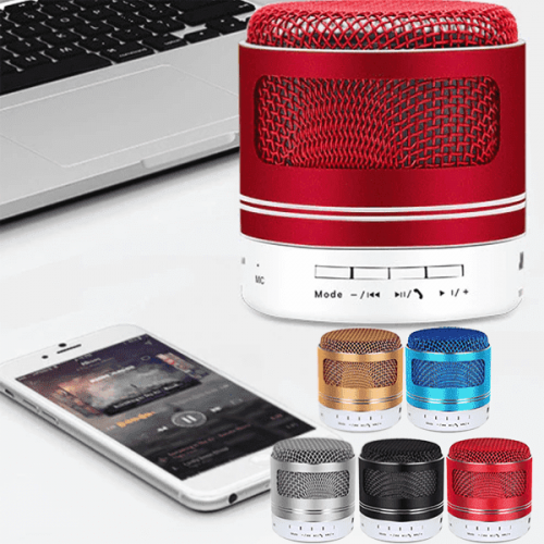 Портативна тонколонка с Bluetooth/USB музикална колонка с блутут