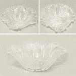 """Уникална стъклена купа """"Слънчоглед"""""""