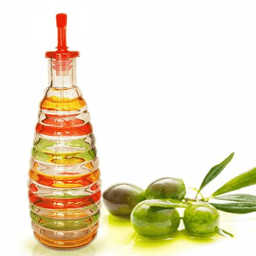 Бутилка за зехтин,олио,оцет 350мл./оливерник