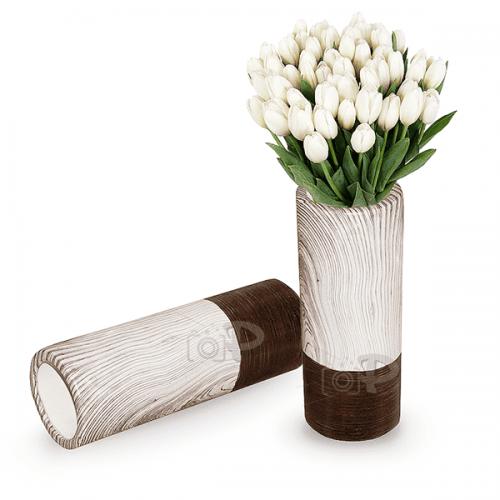 "Керамична ваза 20см. ""Style"""