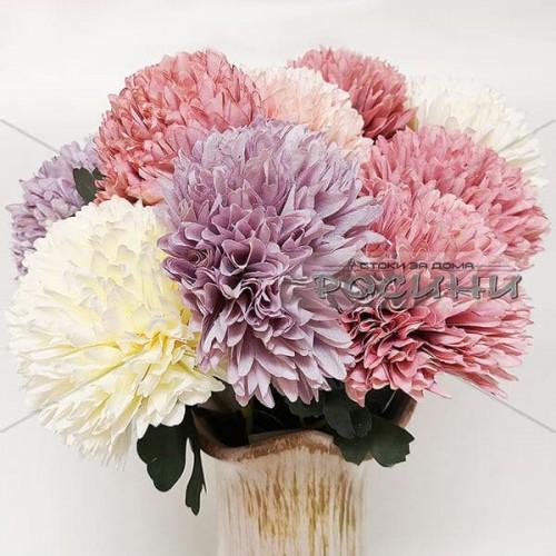 Изкуствено цвете Хризантема