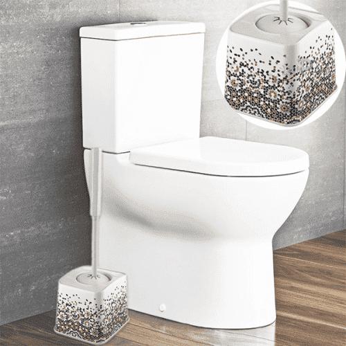 """Модерна четка за тоалетна чиния """"Илюзия""""/wc четки"""