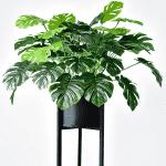 Изкуствено цвете за саксия Филодендрон/цветя за декорация на дома