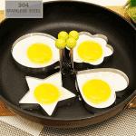 Метална форма за яйца/формички за пържене на яйце