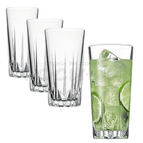 KARAT Сервиз чаши за вода,сок,безалкохолно 330мл.
