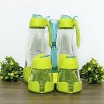 Оливерник 4-ка и салфетник в зелено/съдове за съхранение и овкусяване