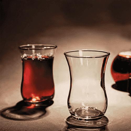 Комплект чаши за турски чай /чаши за топли напитки