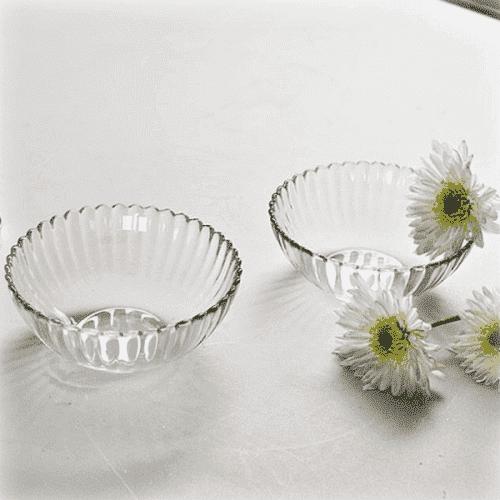 Сервиз стъклени купички 6бр. Persia/купи за дресинг