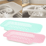 Поставка-сушилник за отцеждане на съдове в мивката