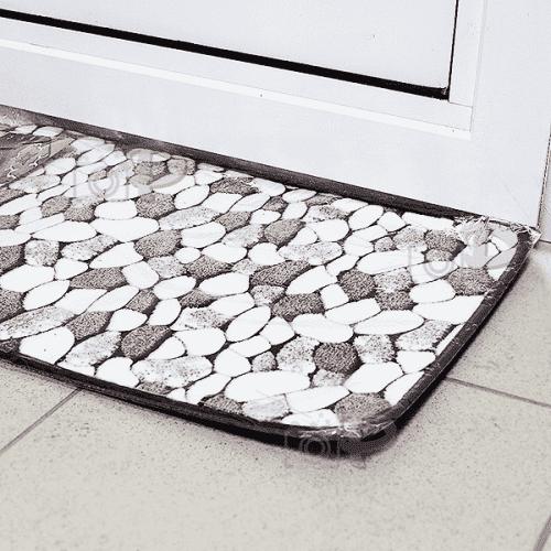 Текстилна изтривалка/килимче за врата 60x40см.