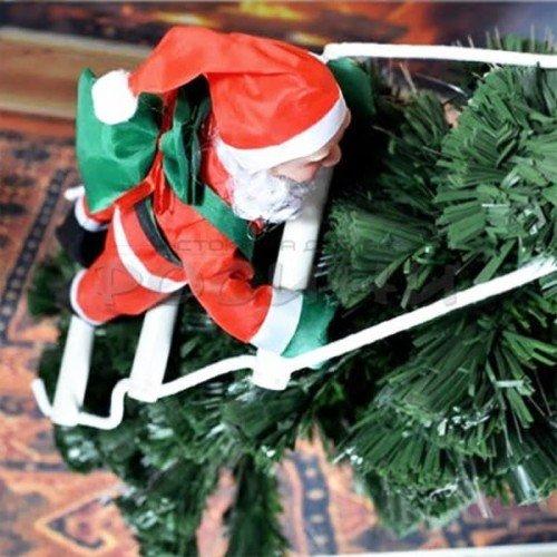 Декоративен Дядо Коледа 40см.