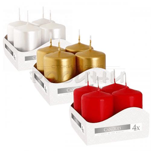 Комплект свещи за дома 4-ка