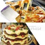 Голяма сладкарска шпатула за повдигане на торта, блатове, сладкиши