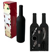 Комплект аксесоари за вино в бутилка 5 части