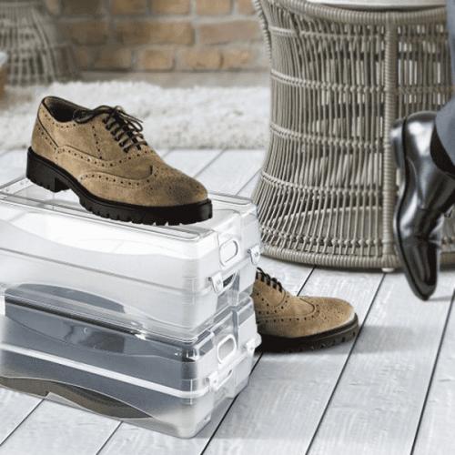 Кутия за обувки 35см. HOBBY LIFE/кутии за съхранение