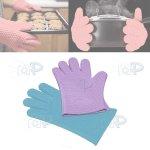 """Силиконова ръкавица за горещи съдове """"Modern""""/ръкохватка"""