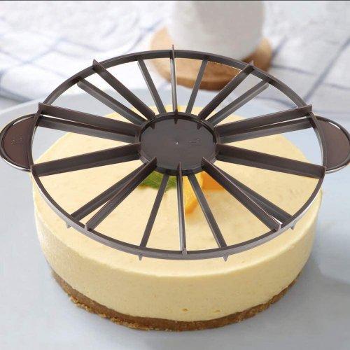 Разделител за торта на 10 и 12 парчета